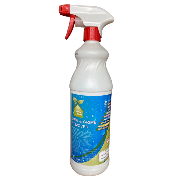 lime and grime remover